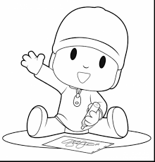 wonderful shark nado colouring pages page with pocoyo coloring