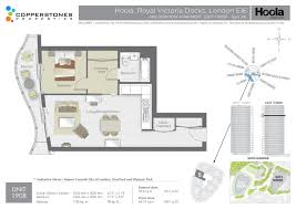 The O2 Floor Plan by Property In Hoola Royal Docks London E16 1ad