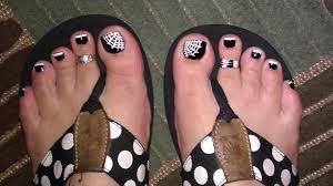 halloween toes nail art gallery