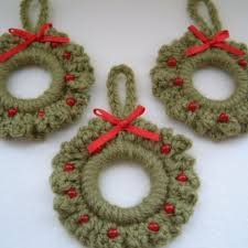 crochet patterns free crochet wreath