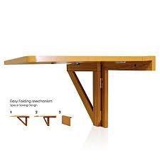 Floating Desk Plans Amazon Com Furinno Fnaj 11019ex Wall Mounted Drop Leaf Folding