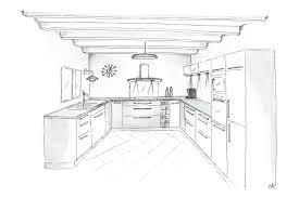 dessiner cuisine dessin intrieur maison affordable finest logiciel decoration