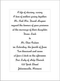 words for wedding invitation wedding invitation sayings quotes new wedding invitation verses