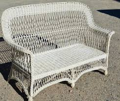 exterior exciting wicker loveseat for patio decor u2014 pichafh com