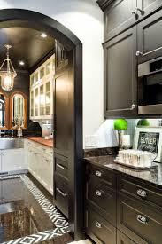 104 best black kitchens images on pinterest black kitchens home black cabs butler s pantry