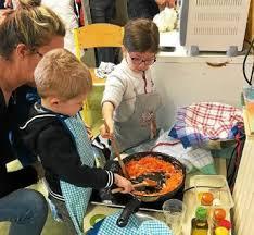 atelier cuisine parent enfant notre dame des fleurs un atelier cuisine avec les parents actions