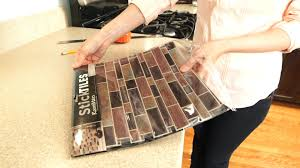 self stick kitchen backsplash self adhesive kitchen backsplash tiles self adhesive tiles for