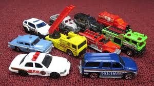 matchbox jeep wrangler superlift matchbox fire and police 5 packs crime squad and fire command