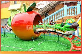 backyard theme park attraction kids lovely wacky worm outdoor carnival amusement