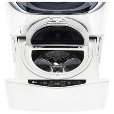 Kenmore Washing Machine Pedestal Lg Electronics 29 In 1 0 Cu Ft Sidekick Pedestal Washer In