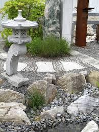 backyard rock garden home design