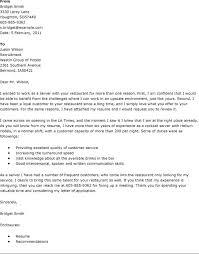 Sample Cover Letter Of Resume by Cover Letter Cashier Retail Restaurant Sample Resume Cover Letter