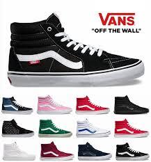 high tops original vans high tops sk8 hi vans canvas shoes cheap