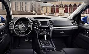 volkswagen touareg 2017 interior vw finally shows us 2017 amarok u0027s updated interior