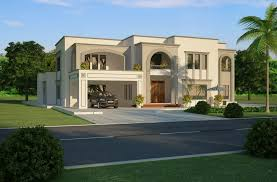 Home Exterior Design In Pakistan Exterior House Design Front Elevation