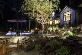 Landscape Lighting Ideas Pictures Diy Outdoor Landscape Lighting Ideas
