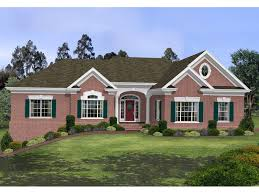 house plan for sale stovall park brick ranch home plan 013d 0100 house plans and more
