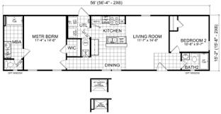 2 Bedroom Single Wide Floor Plans 2 Bedroom Single Wide Floor Plans Everdayentropy Com