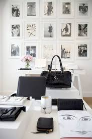 chic office decor décor inspiration at the office gallery walls shop chic