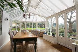 Duette Blinds Cost Duette Blinds In An Amdega Conservatory