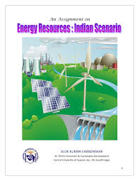 Energy Resources Indian Scenario Pdf Download Available
