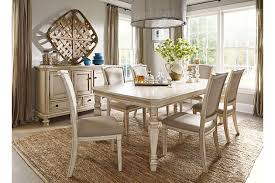 White Wood Dining Room Chairs From Ashley Furniture  Plushemisphere - Ashley dining room chairs