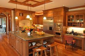 kitchen colors with wood cabinets interior country kitchen cabinets gammaphibetaocu com