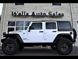 jeep wrangler custom jeeps for sale near warrenton va lifted jeeps for sale in