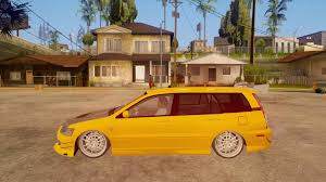mitsubishi lancer wagon mitsubishi lancer evolution ix wagon mr drift for gta san andreas