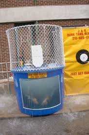 dunk tank rental nj photo gallery j r dunk tank rentals