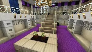 minecraft chandelier design minecraft large closet walk in purple chandelier two story