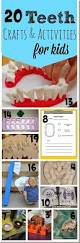 20 dental health month crafts and activities for kids u0026 tgif