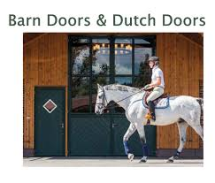 Barn Dutch Doors by