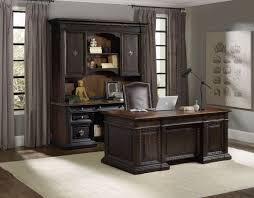 Executive Desk With Hutch Furniture Home Office Treviso Executive Desk 5374 10563