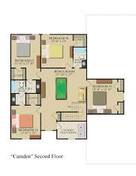 camden floor plan camden custom homes savannah ga konter quality homes