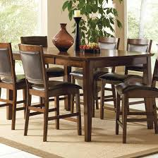 rectangle counter height dining table height dining table with 6 chairs diavolet designs in counter