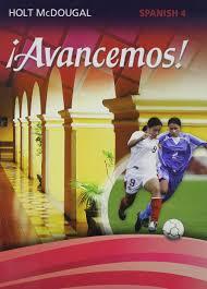 amazon com avancemos level 4 student edition spanish edition