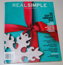 Real Simple Magazine by Real Simple Magazine Cookie Recipes Food Cookie Tech