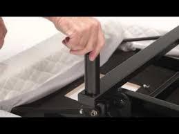 Leggett And Platt Adjustable Bed Frame How To Assemble A Single Leggett U0026 Platt Adjustable Base Youtube