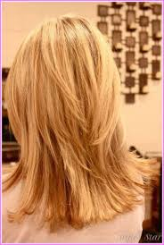 back view of choppy layered haircuts long choppy layered haircuts back view stylesstar com