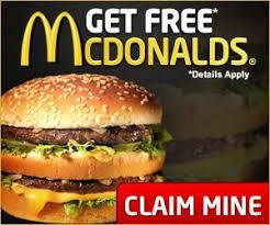 mcdonalds gift card discount free mcdonald s gift card free gift card net
