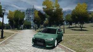 2007 mitsubishi lancer evolution x mitsubishi for gta 4 page 4