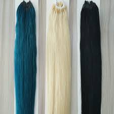 Hair Extension Supplier by Quality Colorful Slim Braiding Hair Extension Straight Dl0012