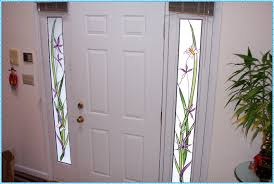 Front Door Window Curtain Sidelight Window Film Front Door Window Film Home Depot Side Wood