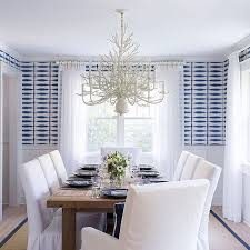 Best Dining Room Images On Pinterest Blue Dining Rooms - Blue and white dining room