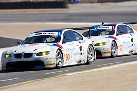 bmw race cars the no 90 and no 92 m3 gt2 race cars of the bmw eurocar news