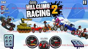 hill climb racing hacked apk hill climb racing 2 mod apk unlimited gems comipegasus