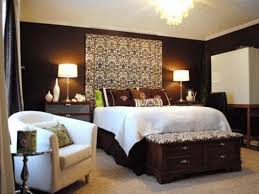deco chambre chocolat mur d accent brun chocolat chambre des maîtres idées pour la
