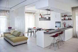 cuisine salon salle à manger déco cuisine salon salle a manger cuisine ouverte sur la salle à