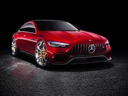 mercedes sport mercedes amg debuts hybrid sports concept car fortune